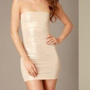 Intimately Free People Micro Foil Slip Dress XS